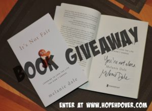 Book Giveaway - www.hopehdover.com