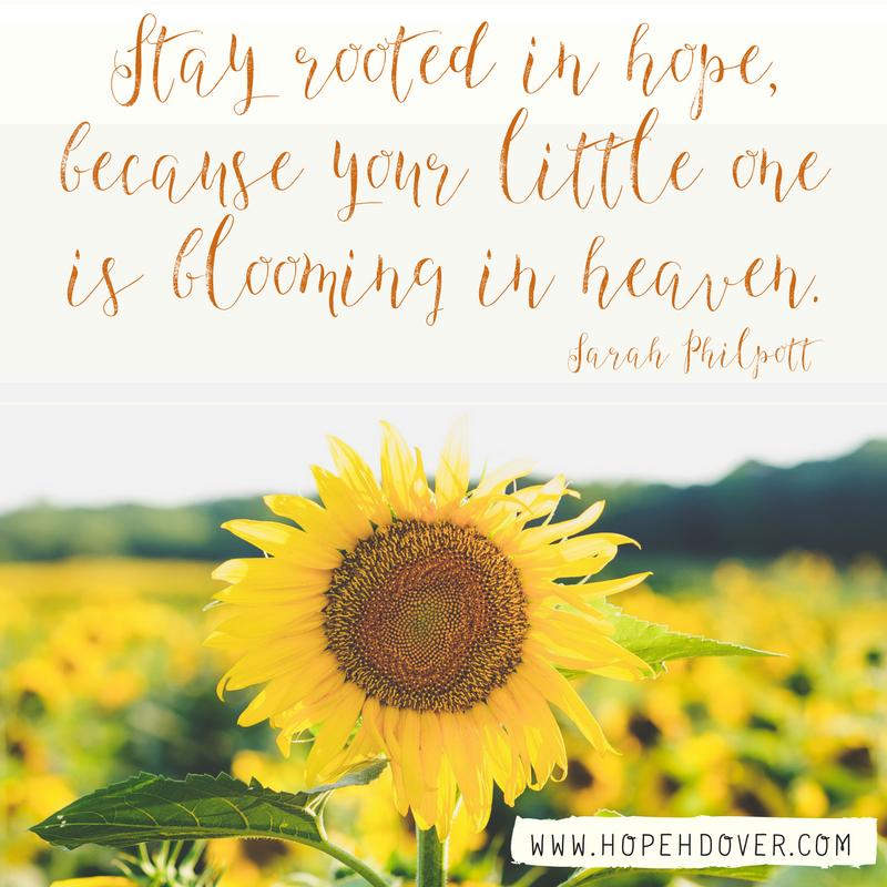 Blooming in Heaven